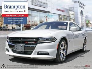 2015 Dodge Charger R/T | Nav | Leather | Heated Seats & Steering