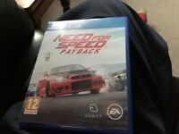 New PS4 game for sale latest new need for speed payback bargain £32