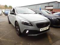 VOLVO V40 D2 Cross Country Lux 5dr Powershift Auto (blue) 2014