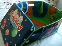 ELC Zip and Play Toy Box