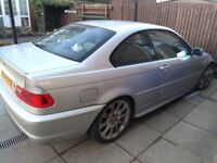 Silver BMW M Sports 3 door Just done MOT No Issues!!! 1600 ONO.