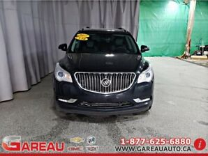 2015 Buick Enclave AWD - 7 PLACES  -  CUIR