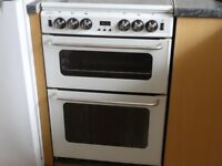 New World Cooker 'Newlove' Gas Hob and Electric Oven