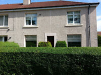 Knightswood (Holehouse Dr.) - 2 Bedroom Lower Cottage Flat- Available 1 October