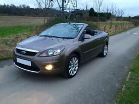 2008 Ford Focus CC-3 Hardtop Convertible Genuine Low miles Free 3 months warranty!
