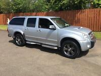 Isuzu rodeo Denver automatic 2011