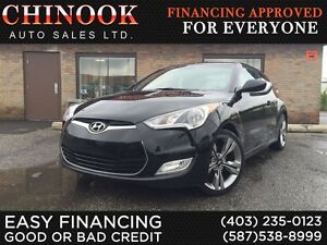 2013 Hyundai Veloster Low KM,No Accident,Navi,Htd Seats,Sunroof