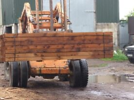 New Railway sleepers 200x100 3 metre £26 each.Chessington . Delivery available .