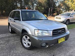 MY03 2002 Subaru Forester Auto LOW KS LONG REGO LOGBOOKS 2 Keys Sutherland Sutherland Area Preview