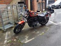 Harley-Davidson XL 883 R SPORTSTER 2012