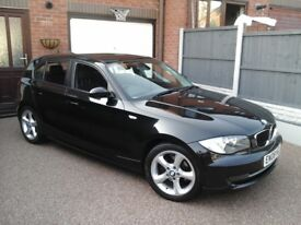 BMW 118D SE 5 Door, 12 Mths MOT, Many Extras, Excellent Condition Throughout.