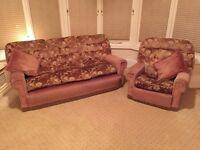 Sofa & Reclining Chair
