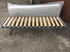 Brand New Static Home / Caravan Single Beds x2