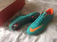 NEW Super Rare Nike Mercurial Vapor VIII Firm Ground Football Boots - Size UK 9
