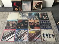 Record Collection - 60s, 70s 80s inc. Beatles Mono UK Pressings