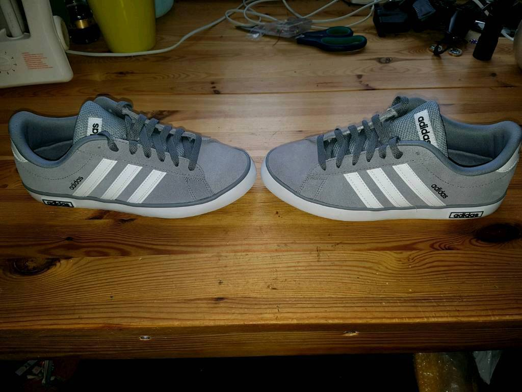 ... sweden adidas neo grey mens trainers skate shoe uk size 7 fb37f 8d789 aa0f5fb37ca