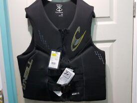 waterski wakeboard impact vest