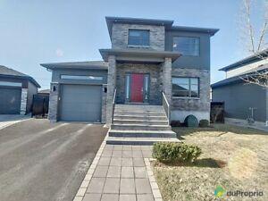 529 000$ - Maison 2 étages à vendre à Chambly