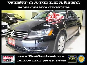2012 Volkswagen Passat | BLUETOOTH | AUTOMATIC | CERTIFIED |