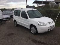 2007 CITROEN BERLINGO MULTISPACE LOW MILEAGE IN LIKE NEW CONDITION VERY CLEAN FAMILY MPV PX WELCOME