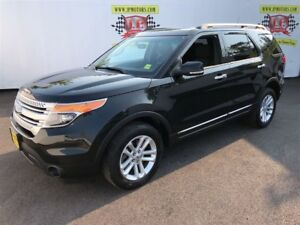 2015 Ford Explorer XLT, Automatic, 3rd Row Seating, Sunroof, 4x4