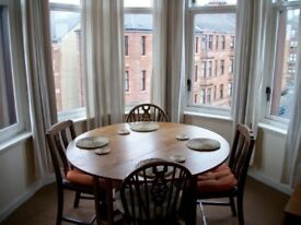 Fully Furnished One Bedroom Flat, Top floor. With New Laminate throughout.Available end June latest