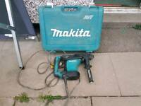 Makita sds drill 240 v immaculate condition like new