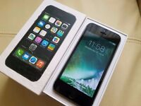 iPhone 5s 16Gb on O2/LycaMobile/GiffGaff