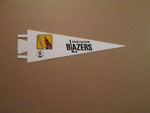 WHA-Vancouver-Blazers-Vintage-8x27-Logo-Hockey-Pennant