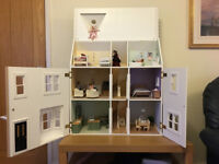 Hand Built Dolls House