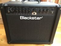 Blackstar Guitar AMP ID:30TVP 30w + FS-10 Footswitch LIKE NEW!!!