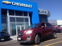 2015 Chevrolet Trax LTZ AWD LEATHER ROOF POWER SEAT!!!