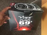 Mint condition vibe slick 6x9 speakers - 420w