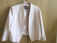 Phase Eight special occasion blush colour jacket