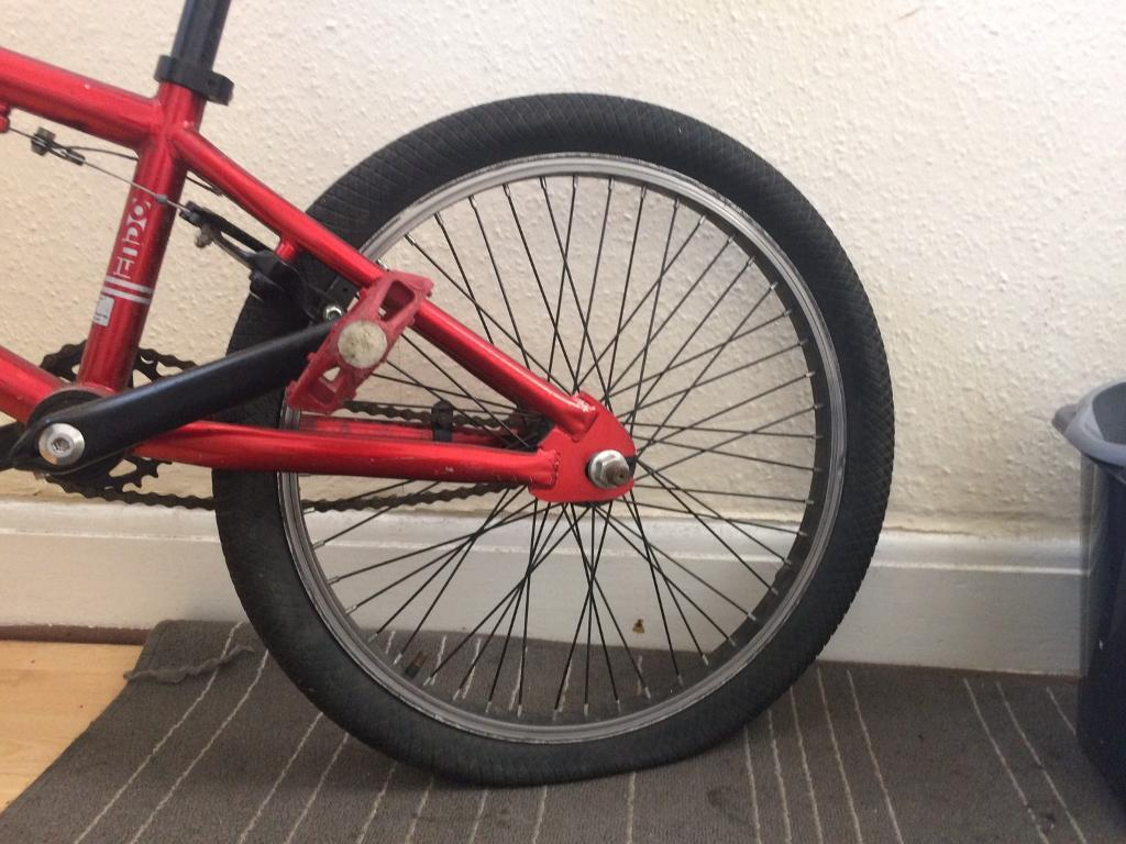 Bmxin Golders Green, LondonGumtree - Bmx has a blow off wheel, I do not have time to repair. Everything works