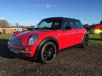 Mini Cooper 1.6 Low mileage