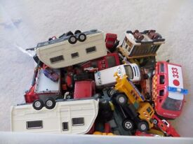 Toy Cars and Magic Sets - £15