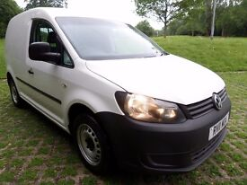 VW CADDY 1.6TDI C20 102*NEW MODEL*FINANCE AVAILABLE*