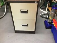 Very Useful 2 Drawer filing cabinet