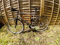Hybrid bike (MARIN-San Rafael) in good condition