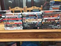 35 'Bloke' DVD's - Horror, action etc - MEGA CHEAP!
