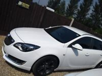 VAUXHALL INSIGNIA LIMITED EDITION TOURER