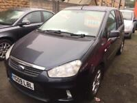 FORD 1.6 ZETEC C MAX FULL MOT FULL SERVICE HISTORY IMMACULATE FIRST TO SEE WILL BUY