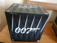 007 Dvd collection