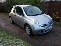 06 MICRA AUTOMATIC 1 LADY OWNER 46000 MILES 1YR MOT
