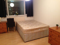 DOUBLE ROOM FOR A COUPLE OR 1 PERSON IN MILE END, ZONE 2