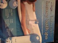 Luxury bath spa
