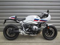 BMW R Nine T Racer S