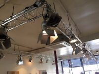 North London, Finsbury Park: More than 50% off fully functional Terralec Lighting System!