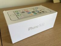 APPLE IPHONE 5S 16GB SILVER SMARTPHONE *BRAND NEW SEALED BOXED UPGRADE* EE LOCKED